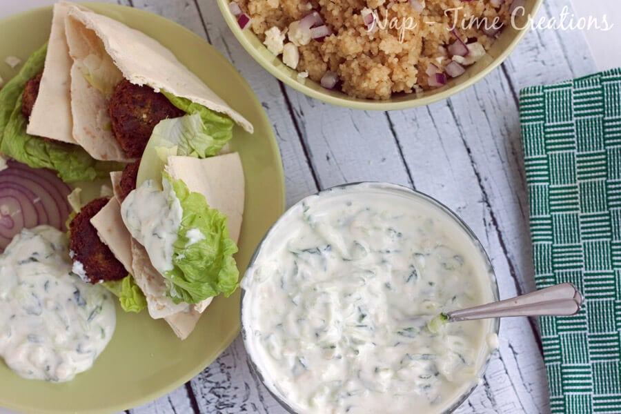 Greek Tzatziki Recipe8