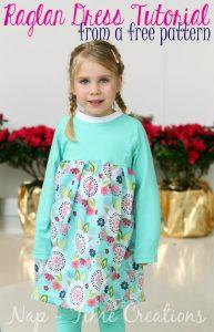 Raglan shirt dress5
