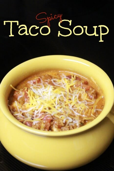 Spicy-Taco-Soup