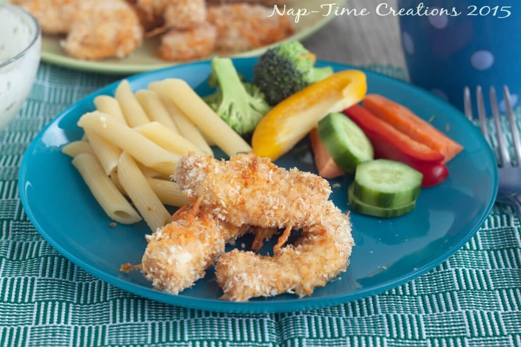 baked cheesy chicken fingers1