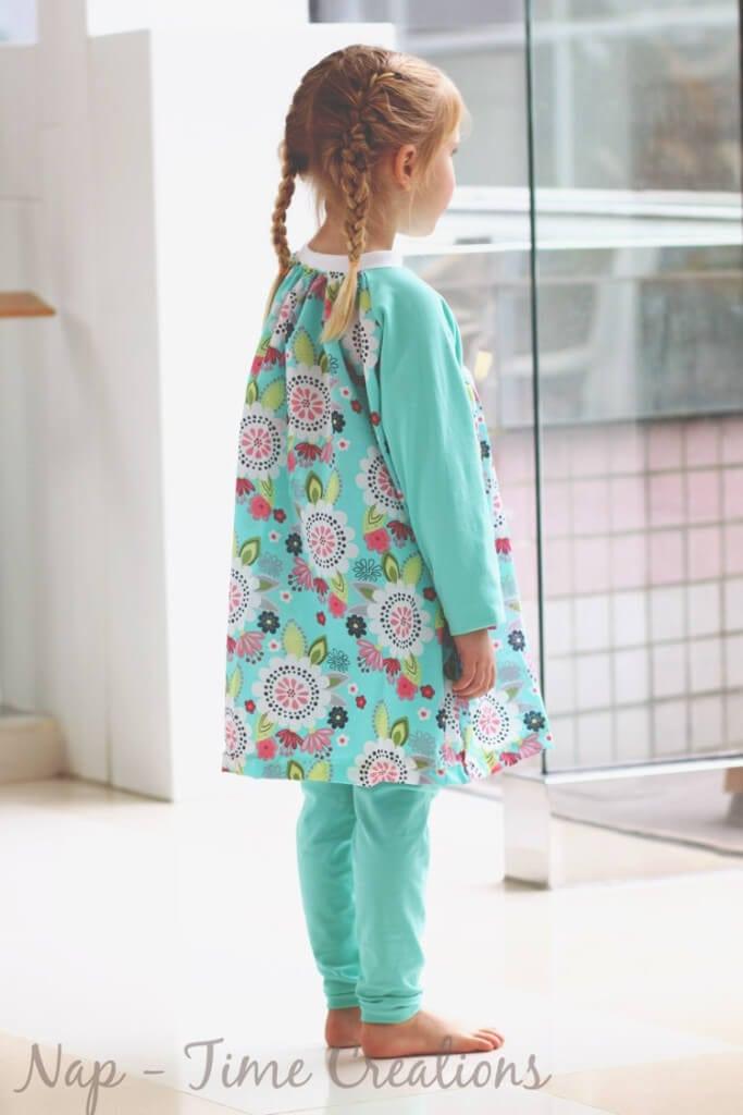 free classic legging pattern for girls1