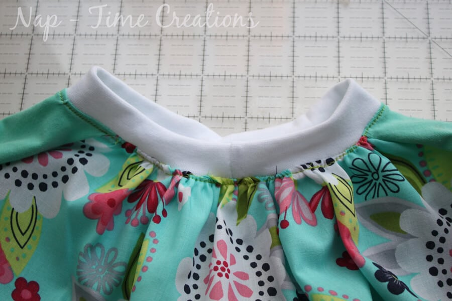 raglan dress tutorial12