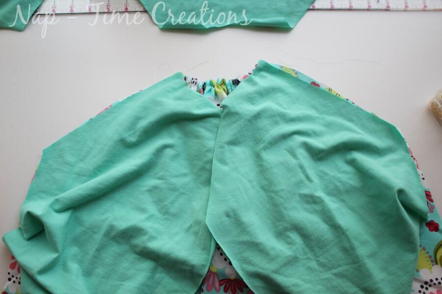raglan dress tutorial8