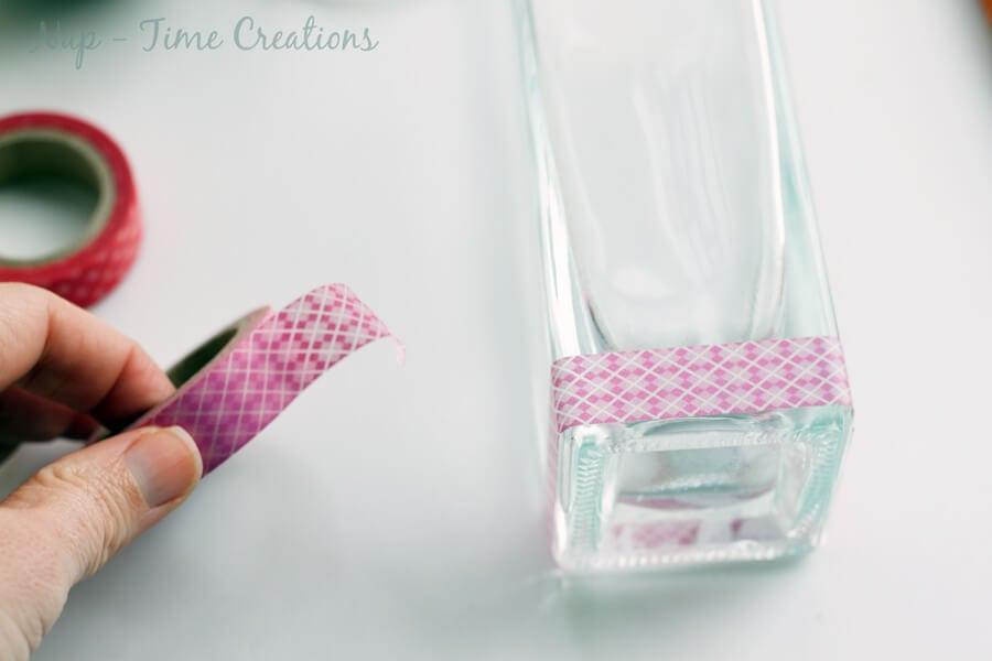 washi valentine vase1