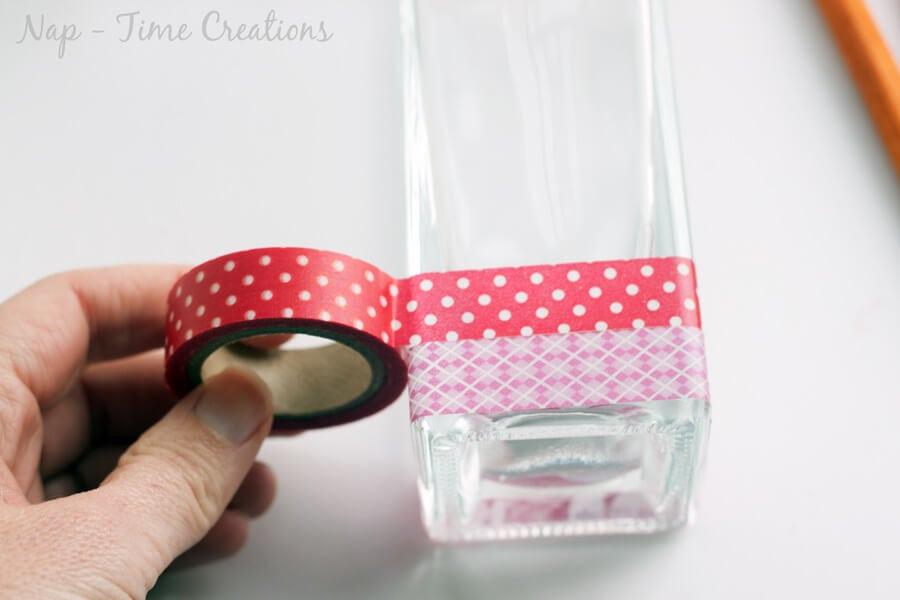 washi valentine vase2
