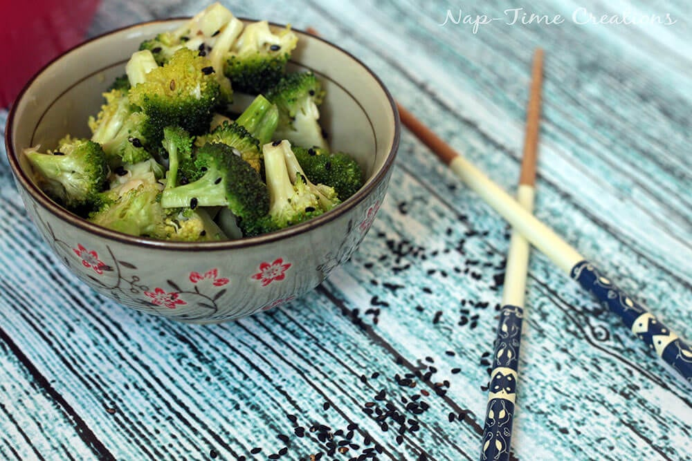 Garlic Broccoli Salad2