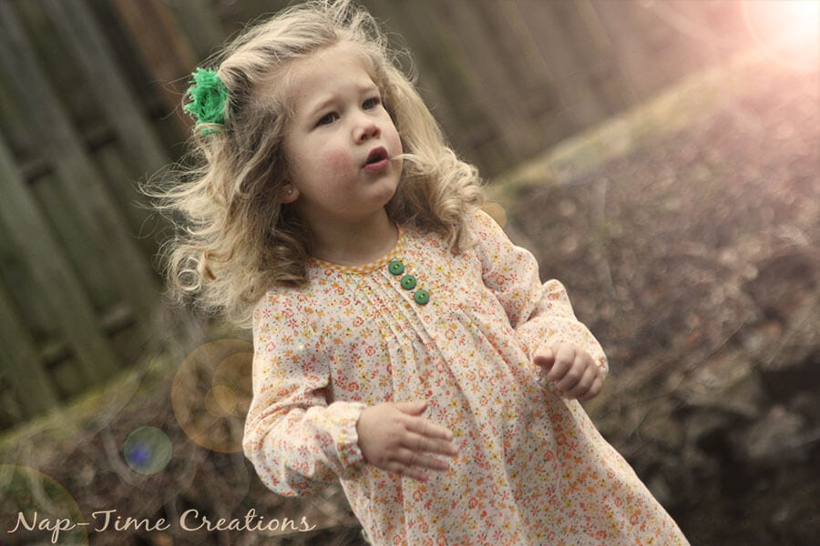 Lillian dress by Mouse House Creations3