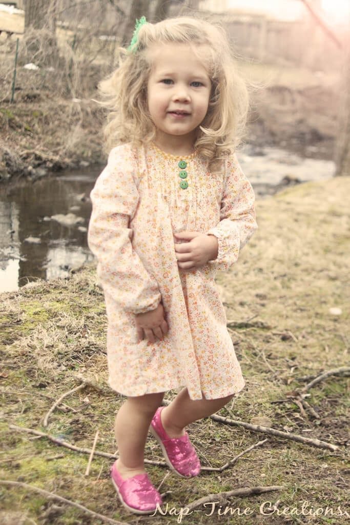 Lillian dress by Mouse House Creations5