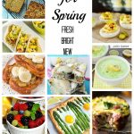 Recipes for Spring Round Up