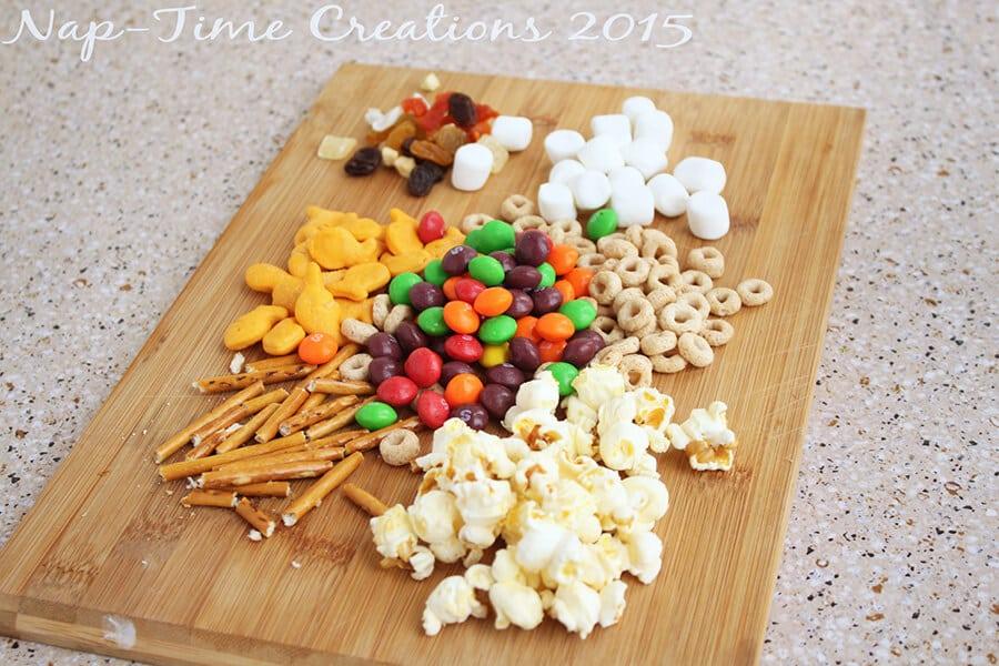 Skittles Caramel Snack Mix 5