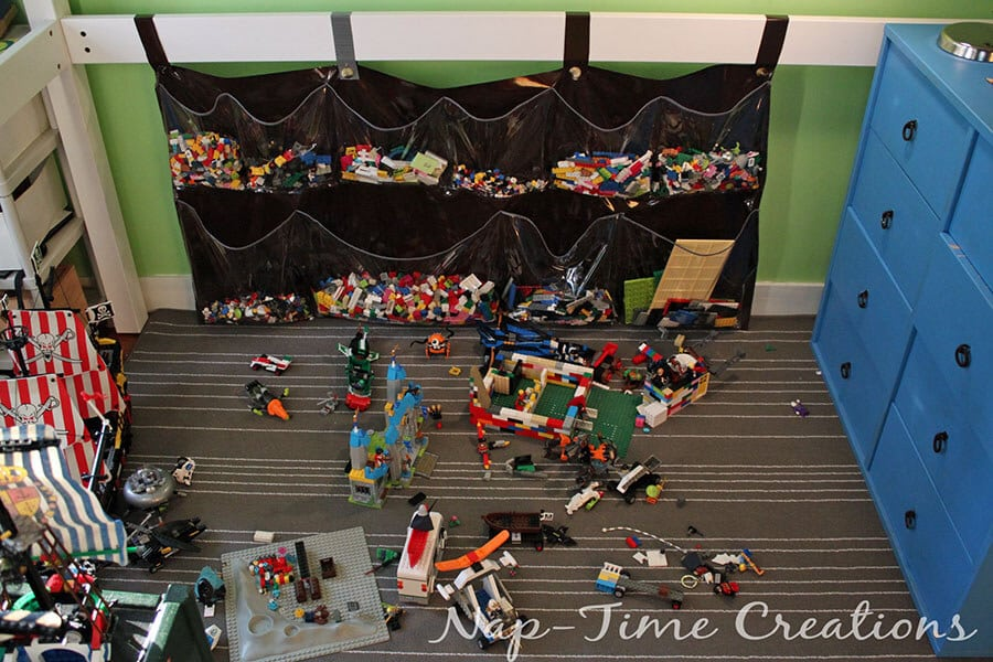 Vinyl Lego Organizer2