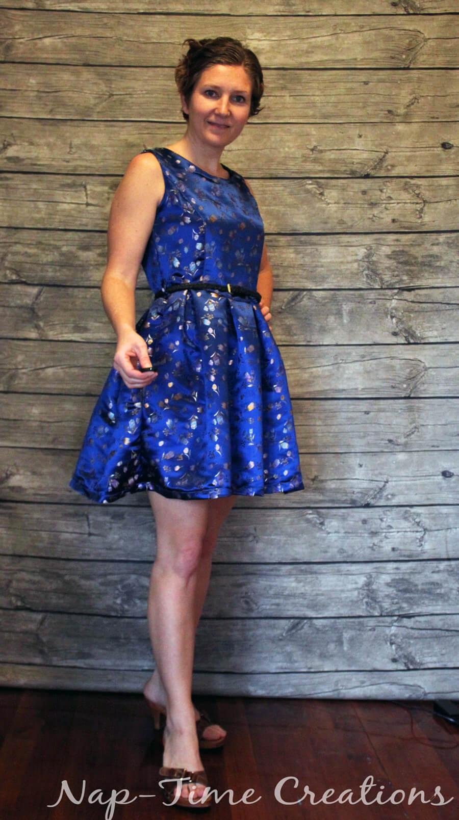 a fancy dress for me 8