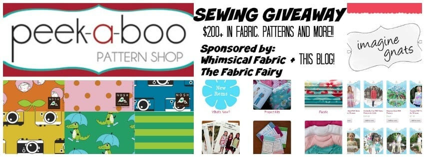 sewing giveaway