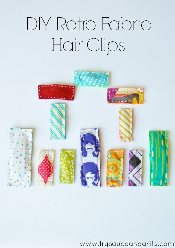 DIY-Retro-Fabric-Hair-Clip-Tutorial-FrySauceandGrits.com-21