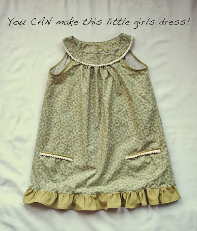 Free-Girls-Dress-Sewing-Pattern-Step-8