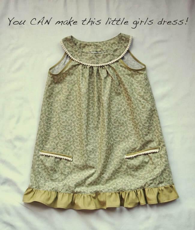 Free-Girls-Dress-Sewing-Pattern-Step-8