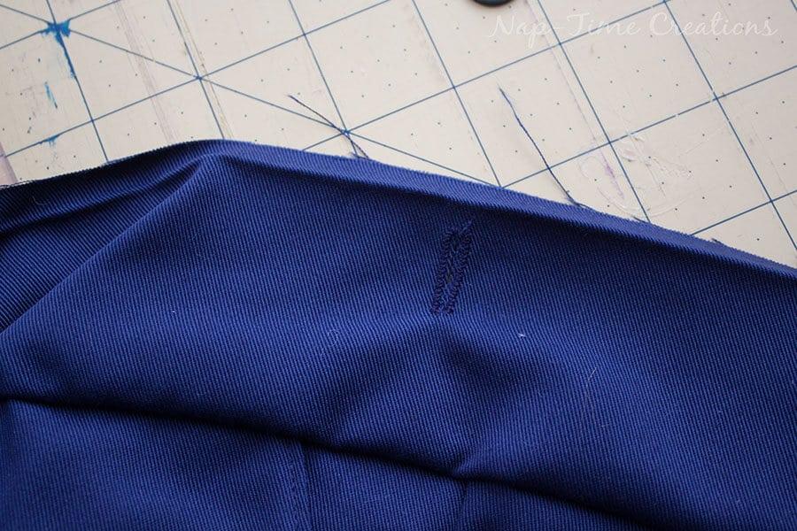 adjustable waistband tutorial 10