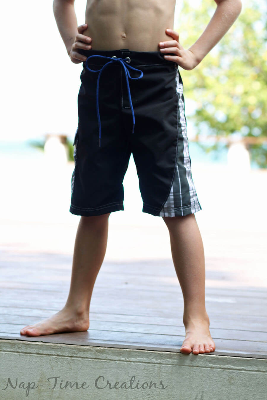 board shorts sewing pattern 8