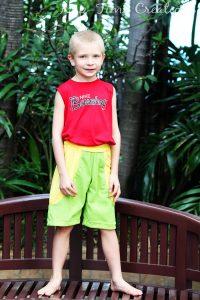 Bucket Shorts and Basketball Shorts