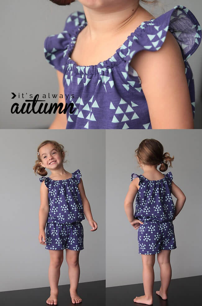 Free sewing patterns for kids spring summer 2015 nap time creations