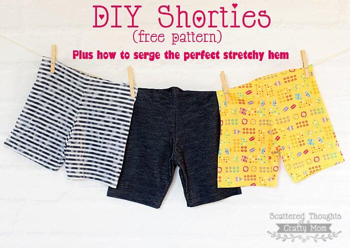 free-shortie-pattern