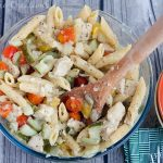 One Pot Lebanese Chicken Pasta