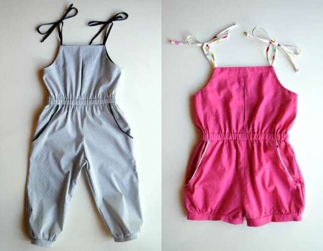 playsuit Collage