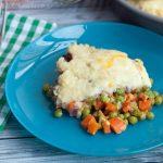 Vegetarian Ranch Shepherds Pie