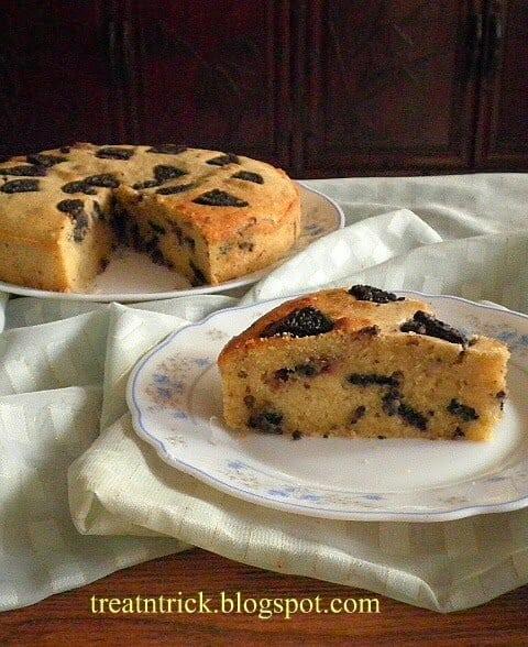 007X rib oreo butter cake