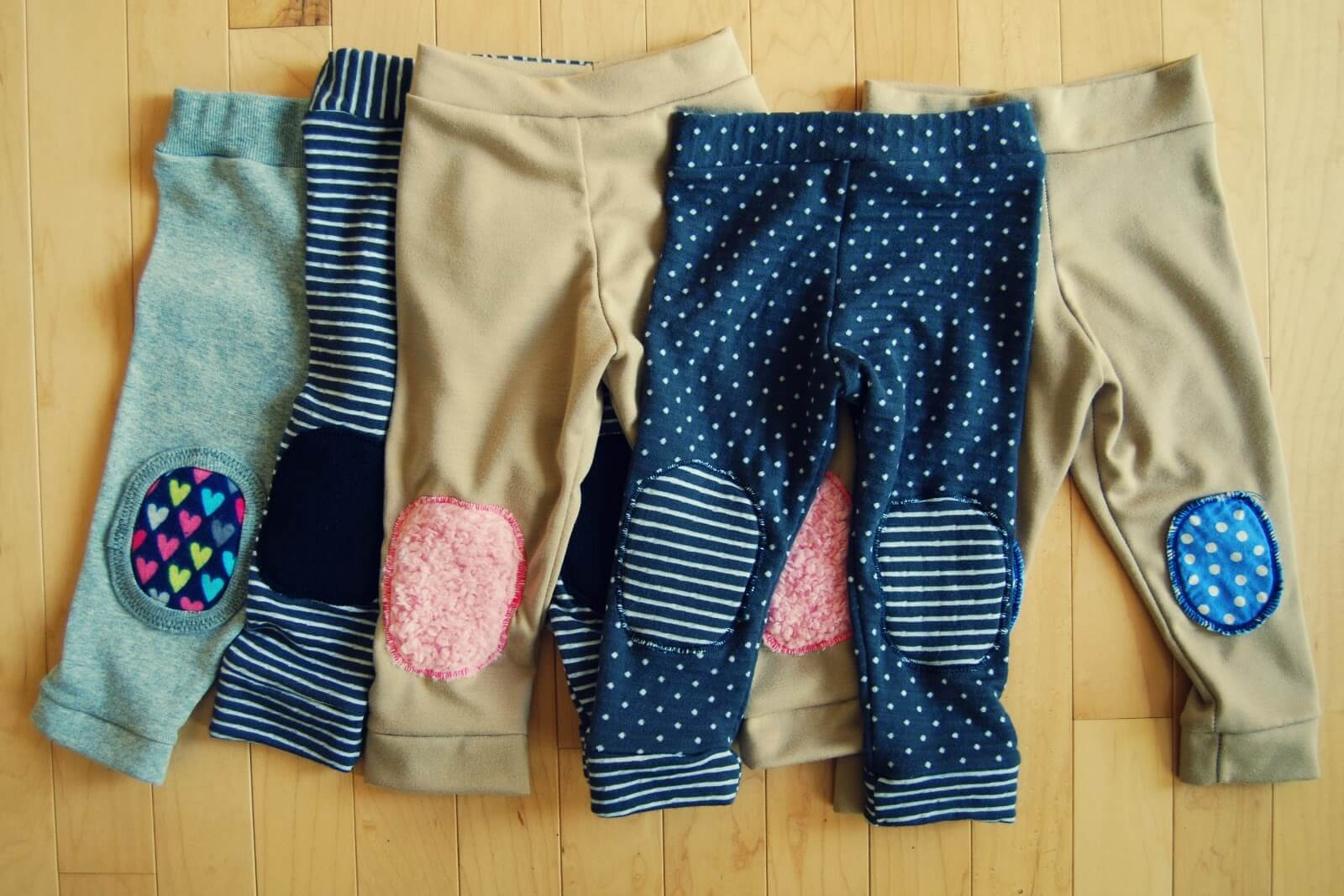 15 Creative Ways To Patch Pants Nap Time Creations