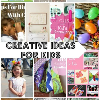 15+ Creative Ideas for Kids