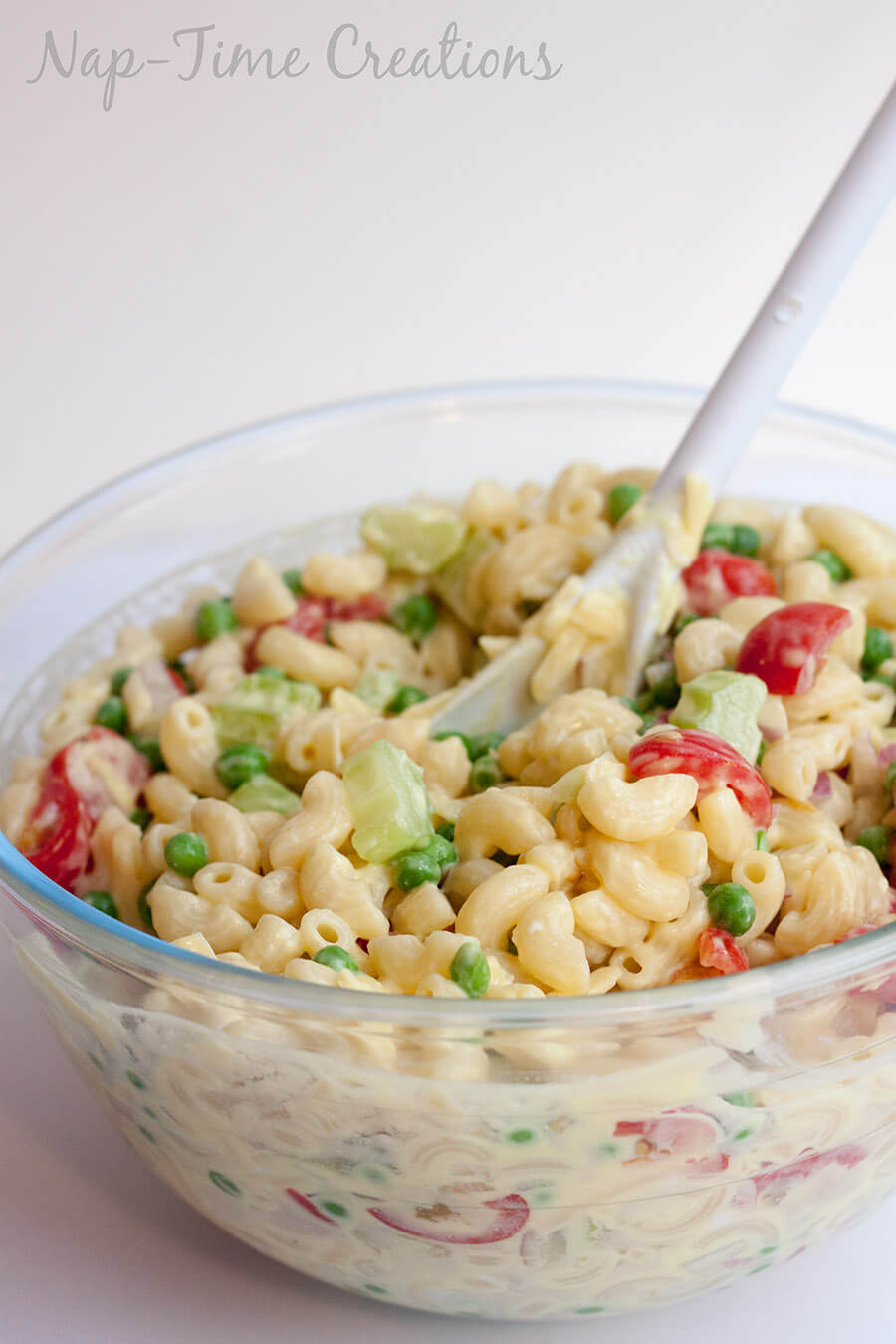 Healthy Low Fat Pasta Salad 94