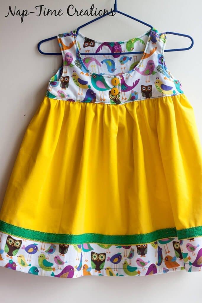 handmade summer wardrobe 1