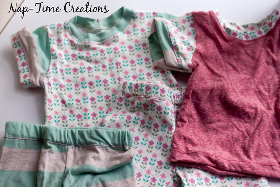 handmade summer wardrobe 4