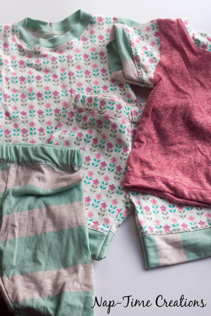 handmade summer wardrobe 5