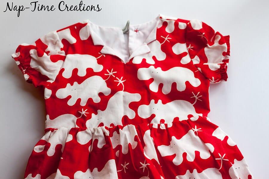 handmade summer wardrobe 7