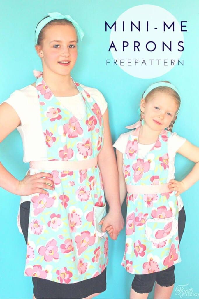 mini-me-aprons-free