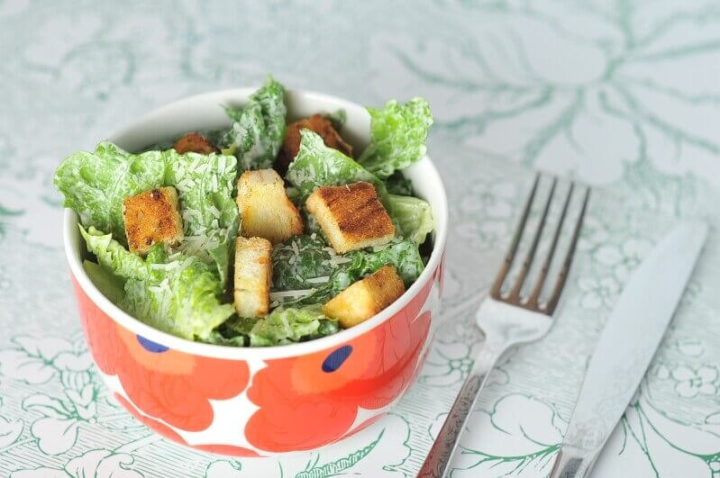 scaled-Caesar-Salad-Dressing