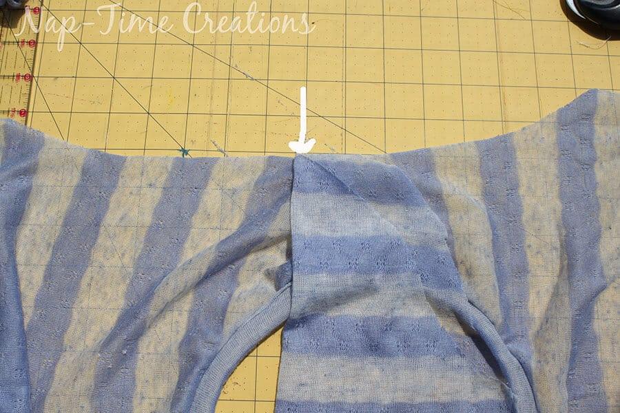 short sleeve T tutorial10