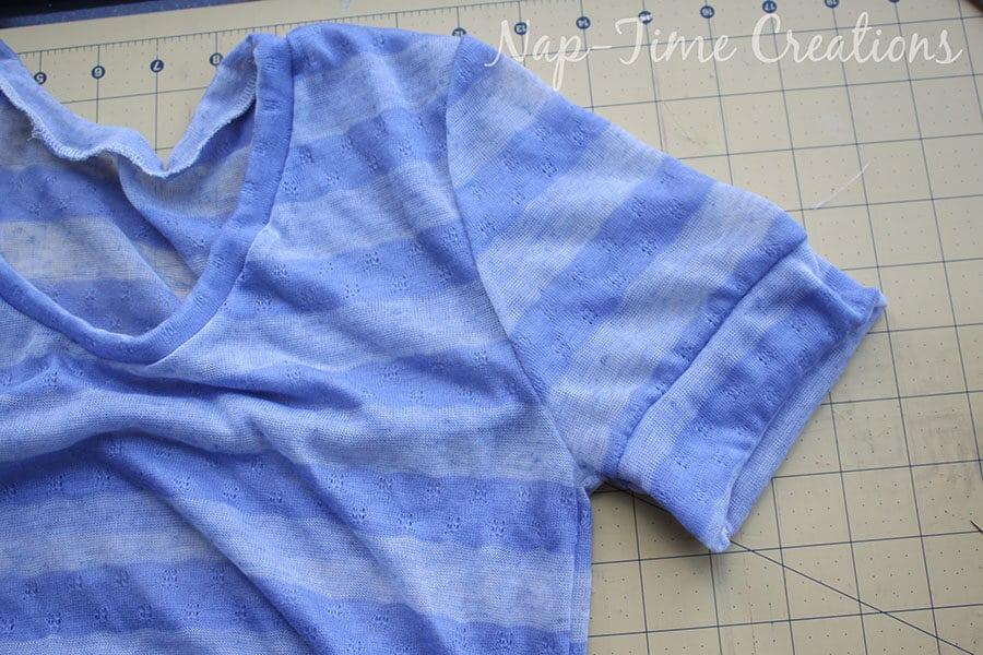 short sleeve T tutorial3