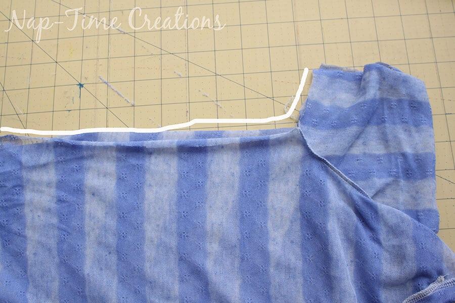 short sleeve T tutorial7