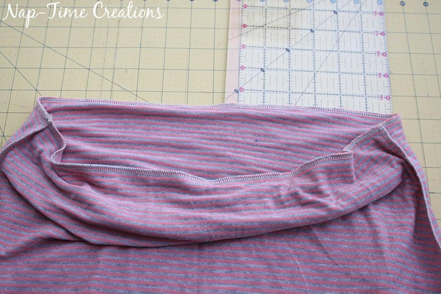 sew a tank dress tutorial