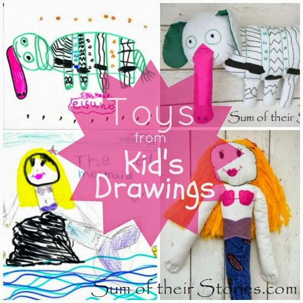 toys from drawings title