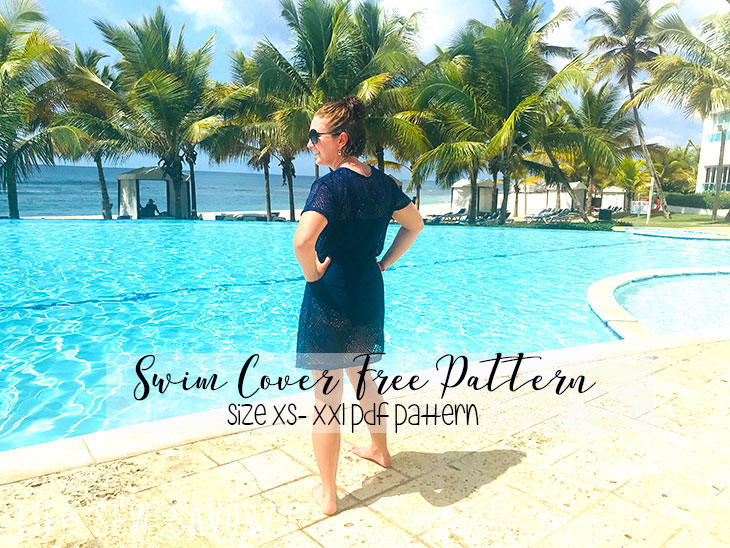 swimsuit cover up patterns free