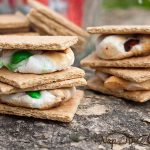 M&M's® Stuffed Smores and quality time with my siblings