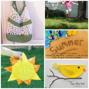 Toddler Obstacle Course and Summer Fun Series