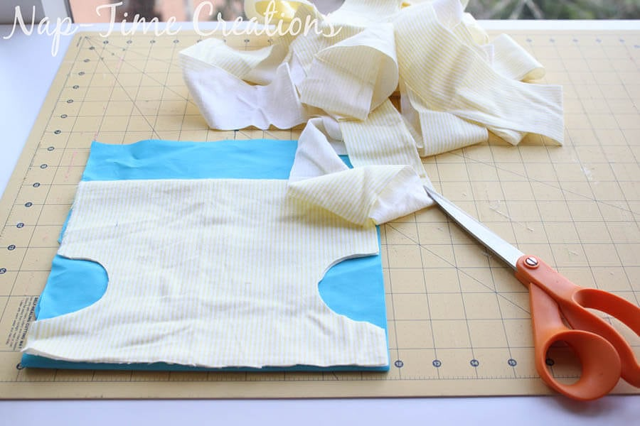 doll carrier free pattern and tutorial 30