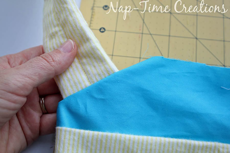 doll carrier free pattern and tutorial5