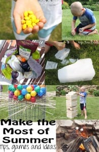 make the most of summer with Huggies