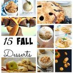 15 Fall Desserts and Create Link Inspire Party